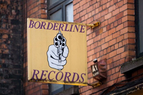 Photo Borderline Records