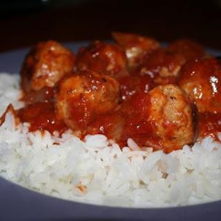 Cumin Meat Balls