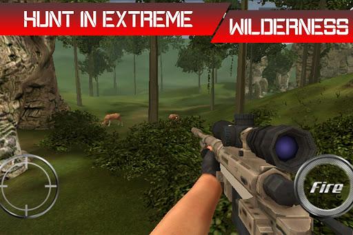 鹿スナイパー:ワイルドハンターキル