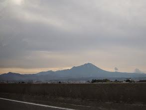 Photo: この日は大山に登る。