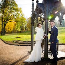 Wedding photographer Olya Borisova (Ezhikshadow). Photo of 22.10.2015