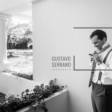 Wedding photographer Gustavo Serrano (gustavoserrano). Photo of 08.05.2018