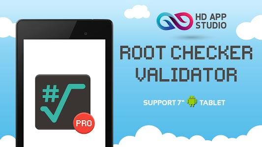 Root Checker Pro for SAMSUNG v1.0