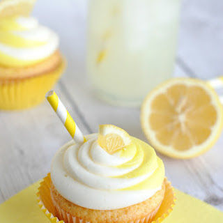 Lemon Cupcake.
