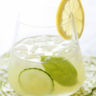 Cucumber Basil Gin Recipes