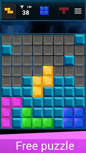 Quadris® - timeless puzzle 3.26 screenshots 1
