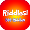 Riddles - Just 500 Riddles APK