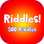 Riddles - Just 500 Riddles Android APK Download Free By TLA Quiz N Button
