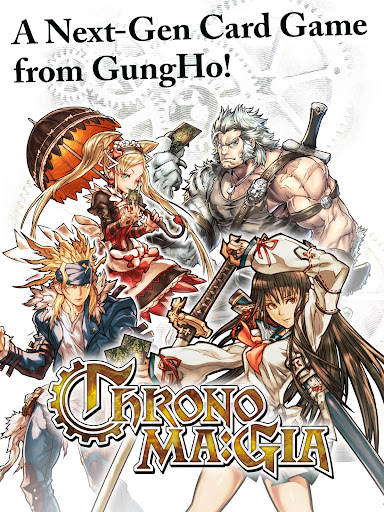 CHRONO MA:GIA for PC