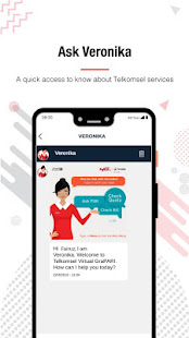 App MyTelkomsel – Check Balance, Quota & Data Packages APK for Windows Phone