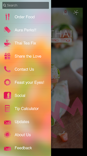 Aura Thai- screenshot thumbnail