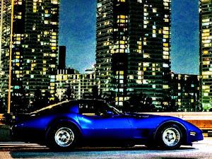コルベット  1981年式 C3 ウレタンバンパー ワイドボディーのカスタム事例画像 冴羽  獠さんの2019年03月14日07:59の投稿
