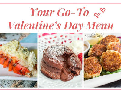 Your Go-To Valentine's Day Menu