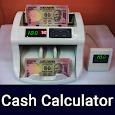 Cash Calculator App 2018 Tally Rupee Money Counter icon