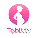 TebBaby حاسبة الحمل والولادة icon
