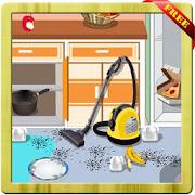 منزل تنظيف لعبة