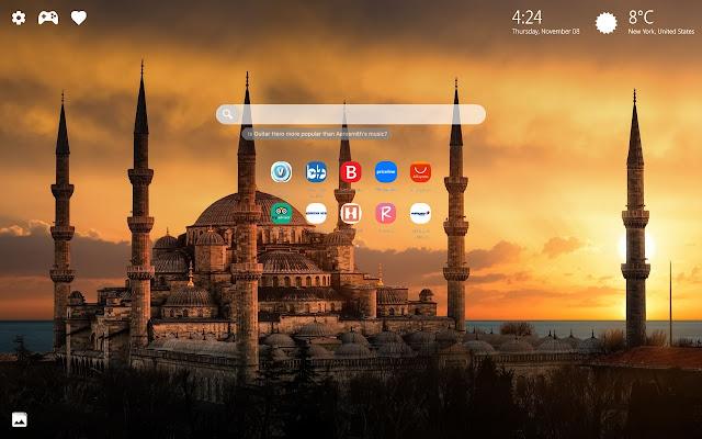 Islam Islamic New Tab Wallpaper Hd