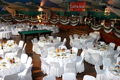 Банкетный зал «Зал «Наутилус»» для свадьбы на природе 2