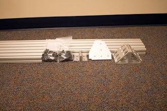 Photo: First Set of Materials