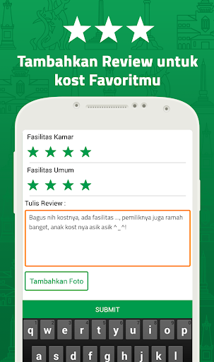 MAMIKOST, kost/room Finder App 2.5.4 screenshots 8