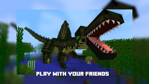 Jurassic Craft Mod 2020 screenshot 1