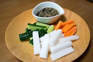黒千石レシピ:黒千石豆味噌・作り方