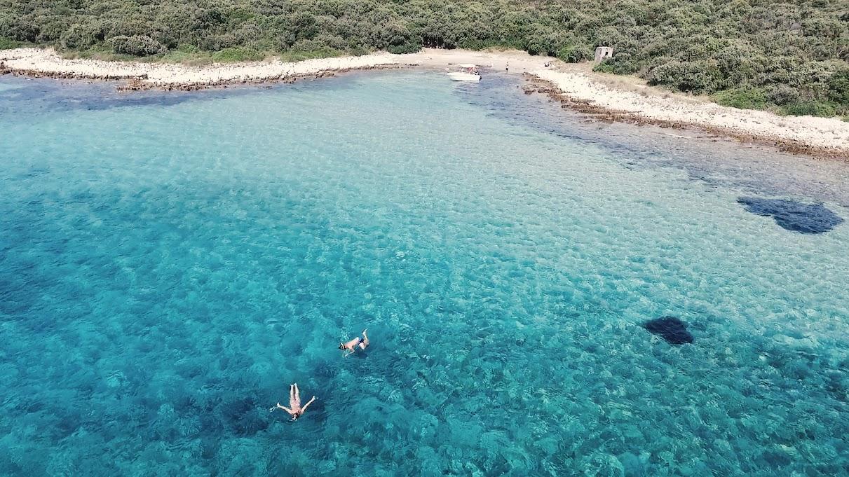 horvátország vir sziget szállás apartman