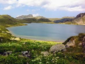 Photo: Lacs de Fontargente, 2145m, ancora Francia.