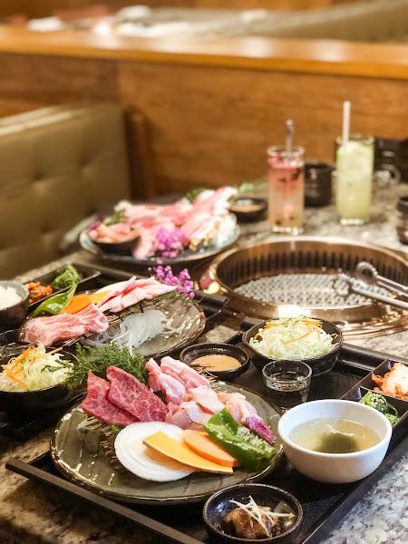 台北燒肉推薦-來自靜岡60年老店<京昌園日式燒肉>國父紀念館燒肉美食