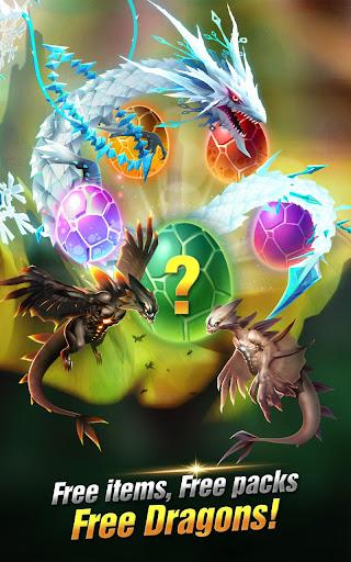 Dragon Epic - Idle & Merge - Arcade shooting game screenshots 11
