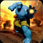Incredible Grand Superhero Monster War Icon