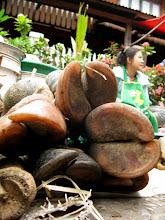 Photo: Morning Fresh produce market (Luang Prabang)
