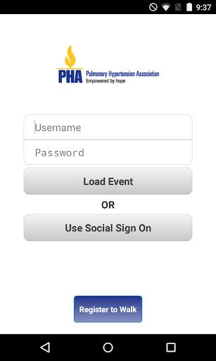 PHA Events