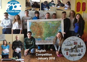 Photo: English Competition (27 January 2016).