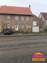 maison à Petit-Réderching (57)