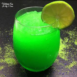 Hulk Cocktail Recipe