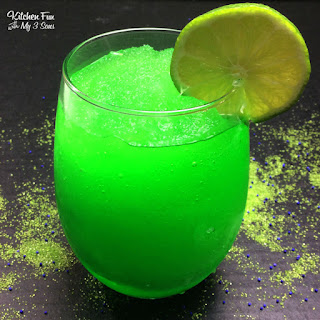 Hulk Cocktail.