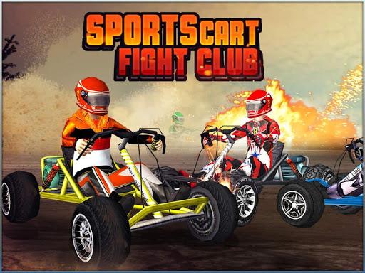 Sports Cart Fight Club