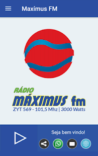 Radio Máximus FM- screenshot thumbnail