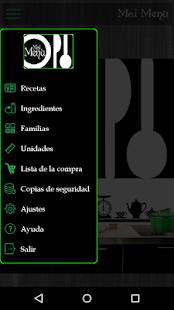 Mai Menu: Recipes organizer - náhled