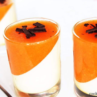 Persimmon Panna Cotta Recipe