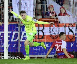 Oostende, Club Brugge en Anderlecht zijn vertegenwoordigd in de nominaties voor de Golden Boy Award