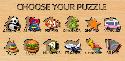 Animals Puzzles APK