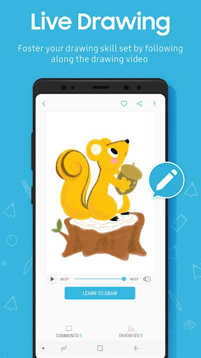 PENUP - Share your drawings 3.0.01.4 Screenshots 4