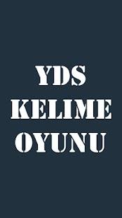 YDS Kelime Oyunu - náhled