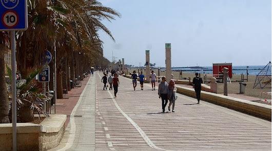Desplome de contagios y Almería ya tiene menos de 1.000 casos activos