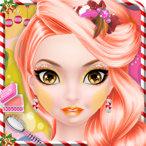 Christmas Prom Night Salon (game)