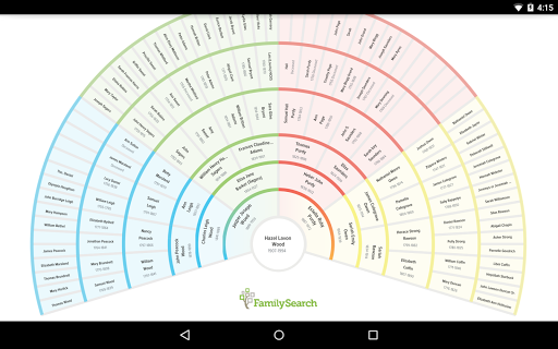 FamilySearch Tree 3.6.4 screenshots 15