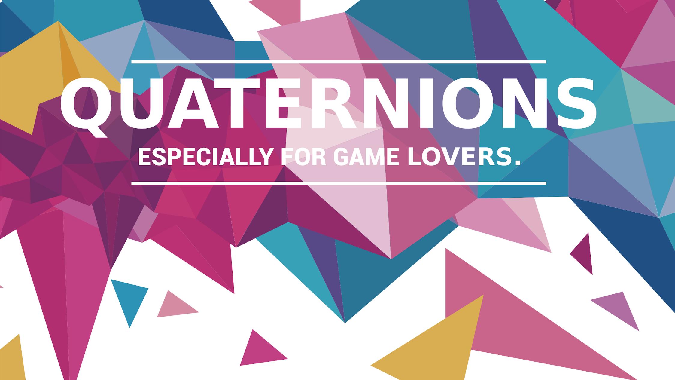 Quaternions Inc.
