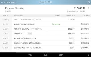 Screenshot of IDB-IIC FCU